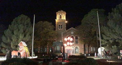 celebrating the 41 years of fantasy of lights the wichitan