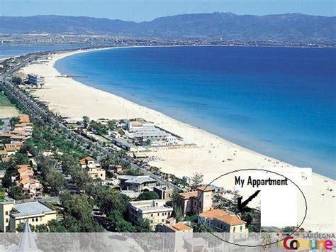 cagliari appartamenti appartamento sulla spiaggia poetto cagliari