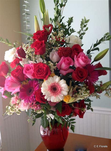 flower arrangements valentines day best 25 flower arrangements ideas on