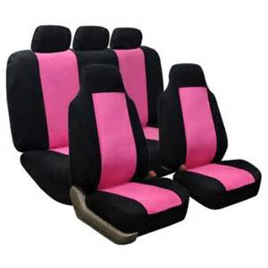 Walmart Seat Covers For Suv Suede Pink Airbag Compatible Split Rear Car Suv Seat