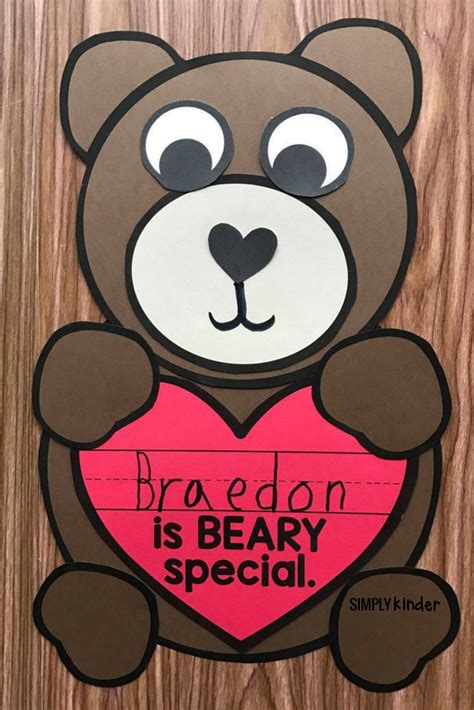 Valentines Day Special On Designer Bags by Beary Special Valentines Day Craft Simply Kinder