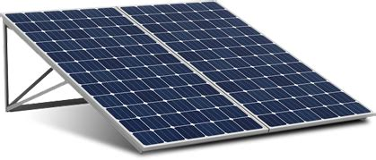 solar panels png our products table