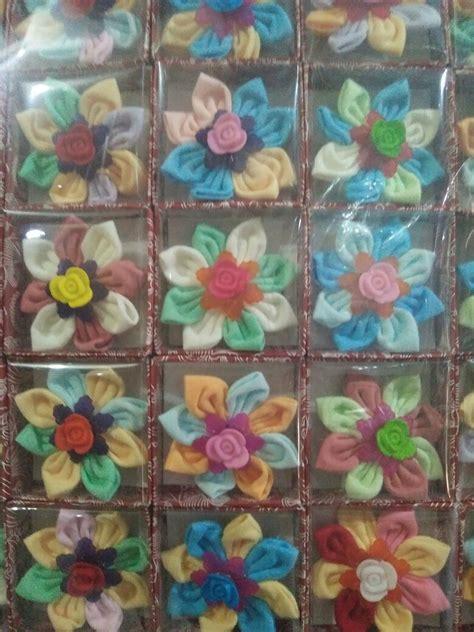 Souvenir Pernikahan Bross Bunga Perca souvenir bros bunga cantik harga murah 1000 an souvenir pernikahan