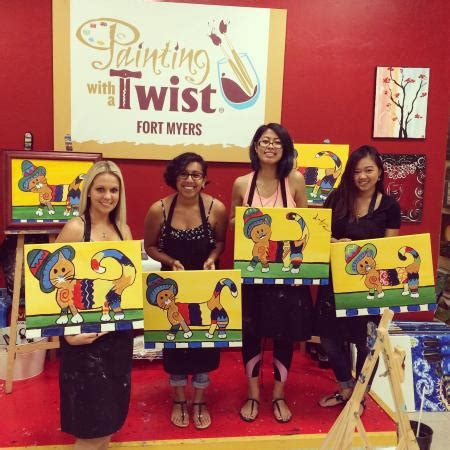 paint with a twist nashville tn painting with a twist fort myers aktuelle 2017 lohnt