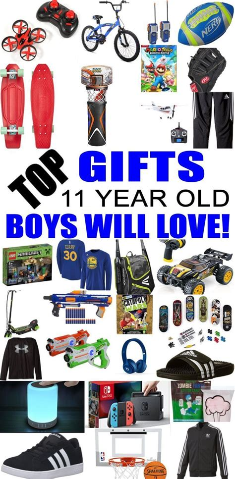 christmas shopping for 11 year old boy best 25 birthday gifts ideas on gifts for gift ideas for