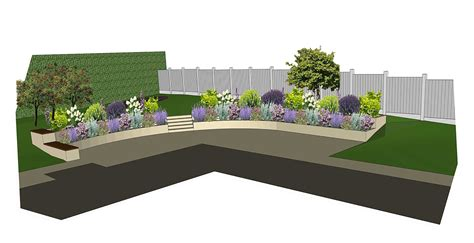 design a garden layout rear garden design visualisation garden design layout