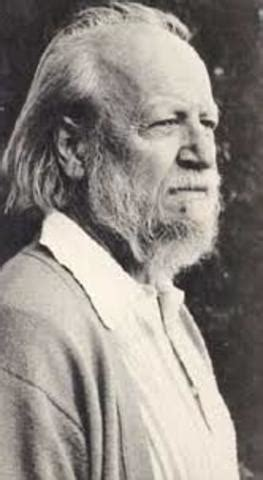 biography of william golding william golding timeline by isaac villadolid timetoast