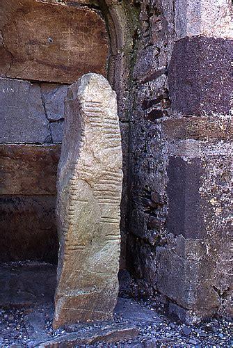 ogham stone ogham stones    carry  earliest