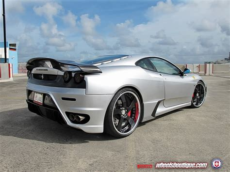 f430 custom f430 nicely tuned autoevolution