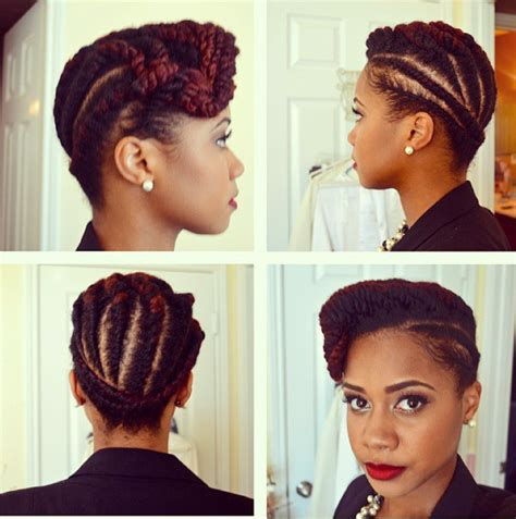 flat face hairstyles 50 catchy and practical flat twist hairstyles hair