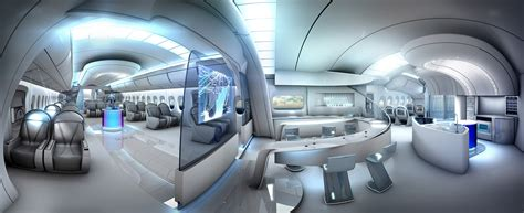 aircraft interior design framebox