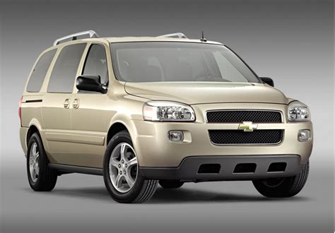 2005 chevrolet uplander chevy pictures photos gallery
