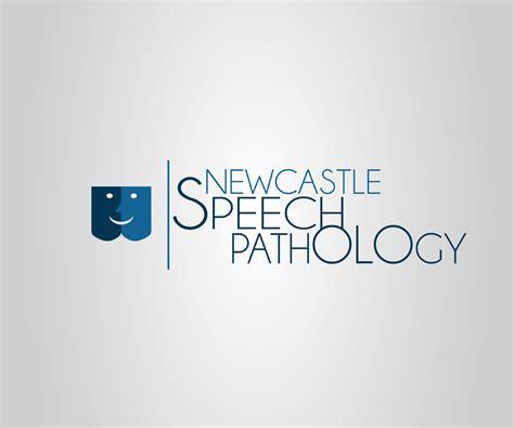 logo design newcastle playful upmarket logo design for newcastle speech