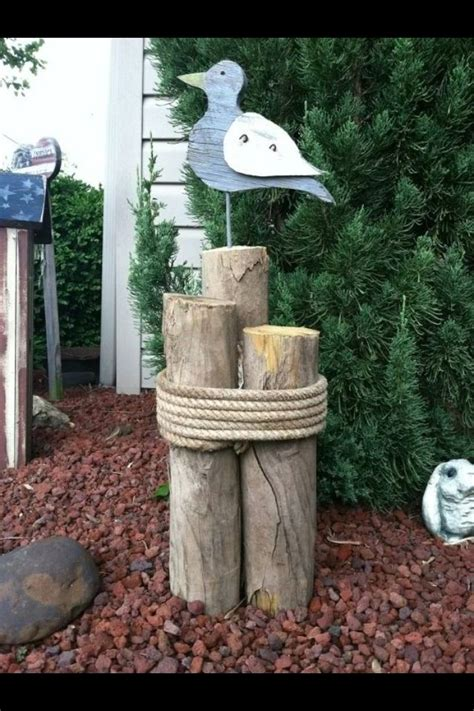 nautical yard decoration beach theme garden nautical