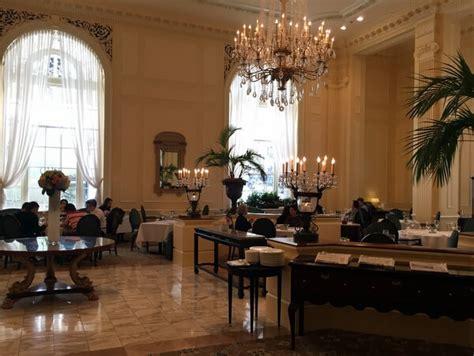 Georgian Room Seattle fairmont olympic hotel seattle city luxury gets an update