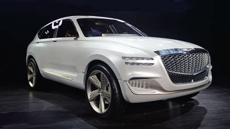 2019 genesis suv 2019 genesis gv80 is the new ultra luxury suv suv trend