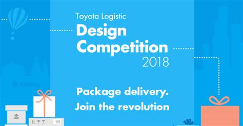 design competition 2018 toyota logistic design competition 2018 youth carnival
