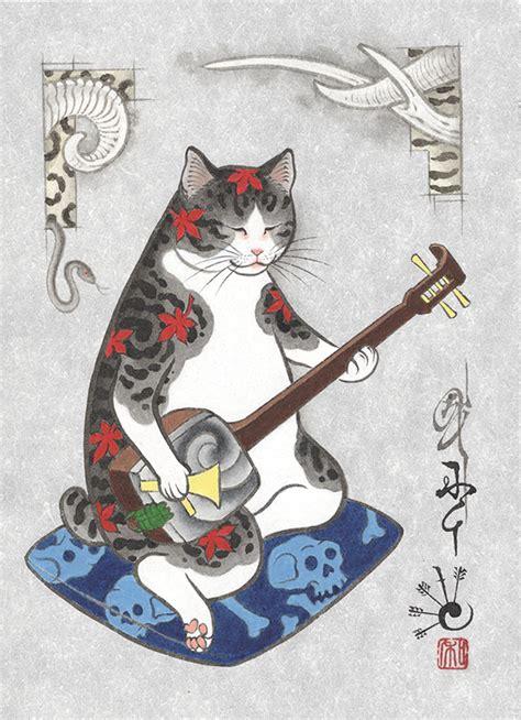 puss puss magazine monmon cats