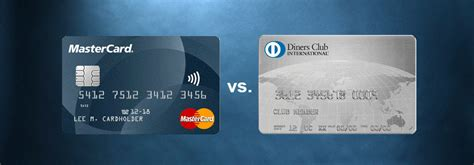 Diners Club Gift Card - mastercard vs diners club what s the difference canstar