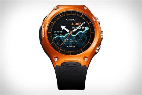 Smartwatch Casio casio outdoor smartwatch uncrate
