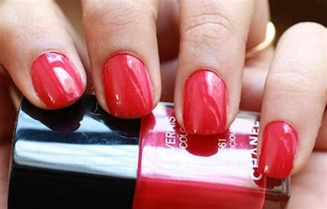 imagenes de uñas pintadas de color rojo u 241 as decoradas color rojo u 241 asdecoradas club