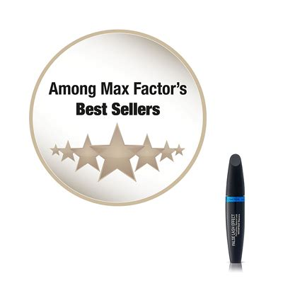13 Max Factor Mascaras Reviews by Max Factor False Lash Effect Waterproof Mascara 13ml
