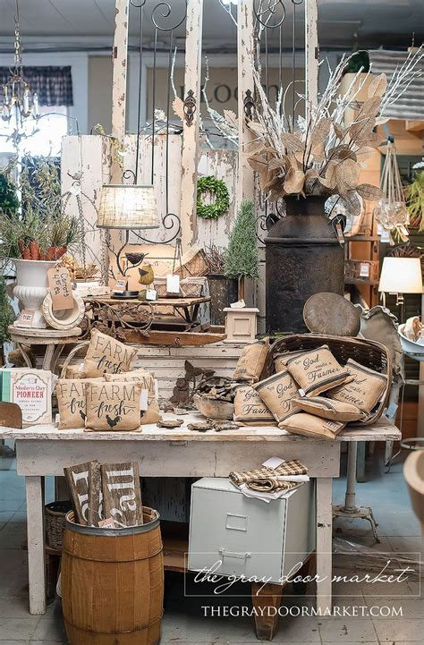 Opening A Home Decor Boutique Open House At Olde Tyme Marketplace Vintage Och Design