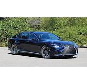 2018 Lexus LS 500h Review Because There Has To Be A Hybrid