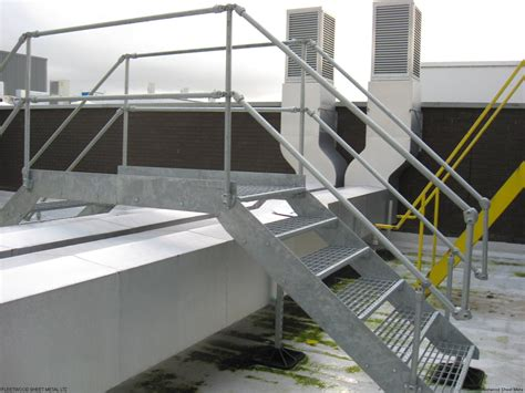 Aluminum Stairs Roof ? Railing Stairs And Kitchen Design : Some Types Aluminum Stairs