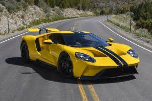 Ford Gt Review Ford Gt Review 2017 Autocar