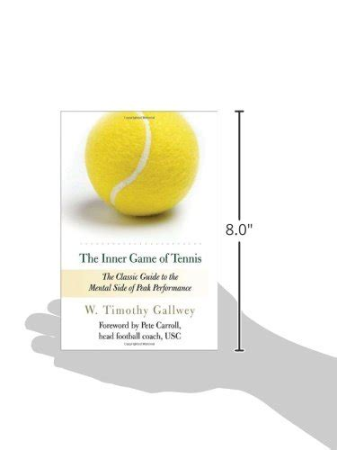 Pdf Inner Tennis Classic Performance by The Inner Of Tennis The Classic Guide To