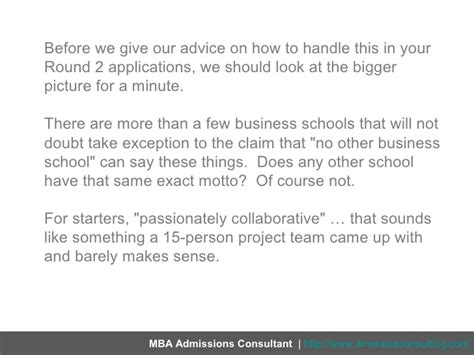 Should Out Of Mba Be The Exact by Should You Think Bravely On Your Kellogg Application
