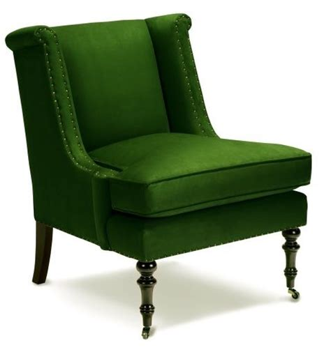 green armchair lee joffa emerald green chair gorgeous green pinterest