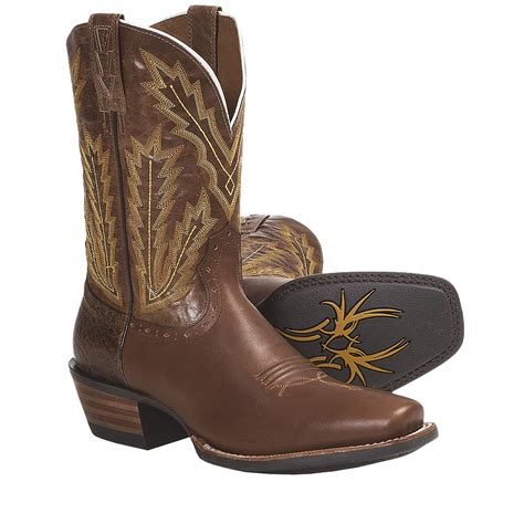 cowboy boots for ariat adriano moraes cowboy boots for 5787y save 44
