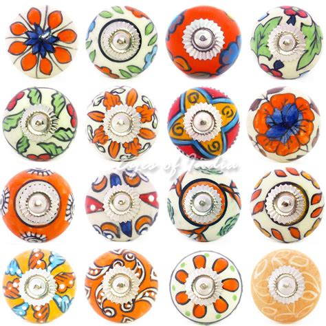 decorative cabinet door knobs ceramic cabinet dresser door cupboard decorative shabby