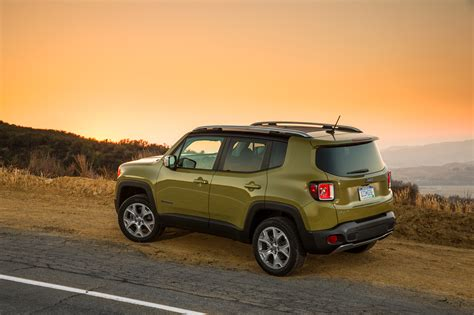 New Jeep 2015 Drive 2015 Jeep Renegade Review New And Used Car