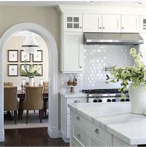classic white kitchen cabinets 25 best ideas about arch doorway on pinterest archways