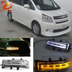2pcs right and left side led rearview turn signal lights
