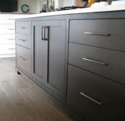 Inset Door Kitchen Cabinets Simply Beautiful Kitchens The Rift Sawn Oak Transitional Kitchen Island
