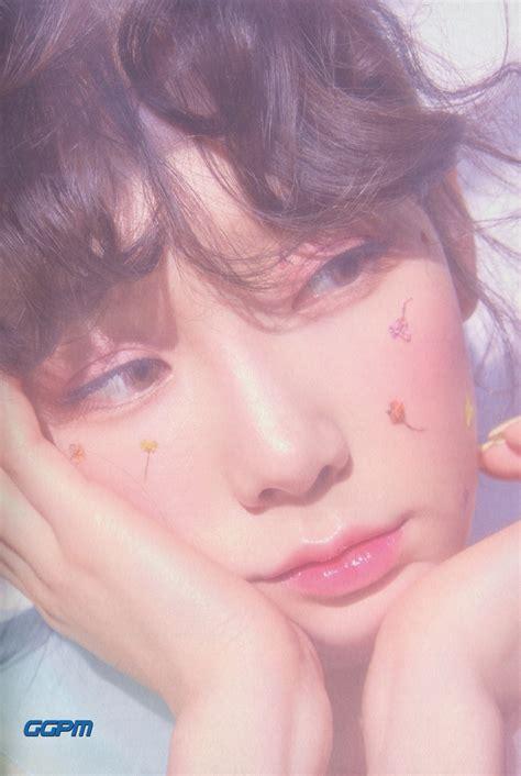 Taeyeon 1st Album My Voice Deluxe Edition taeyeon 1st album my voice deluxe edition booklet preview 1 ggpm