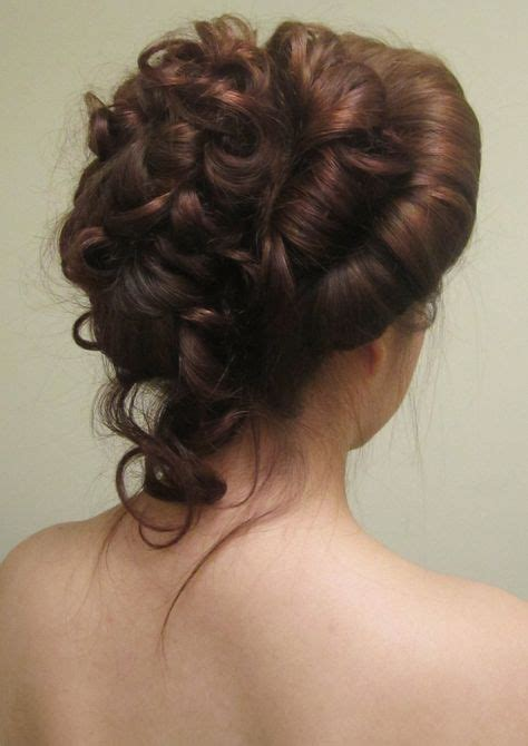 Elegant Victorian Hairstyles | victorian hairstyles that revive a glamorous and elegant era