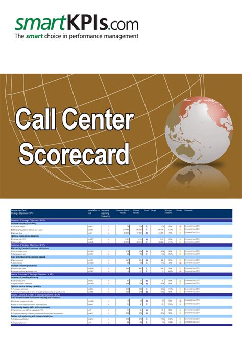 Index Of Wp Content Uploads Toolkits Call Center Scorecard Template