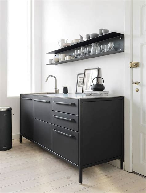 black metal kitchen cabinets 17 best ideas about metal kitchen cabinets on pinterest
