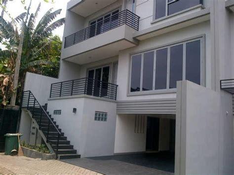 rumah minimalis jakarta timur rumah dijual dijual rumah minimalis modern di pejaten