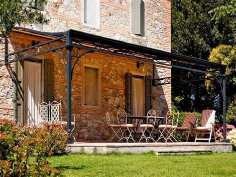 gazebi obi pergole in ferro battuto in metallo da giardino e per terrazzi
