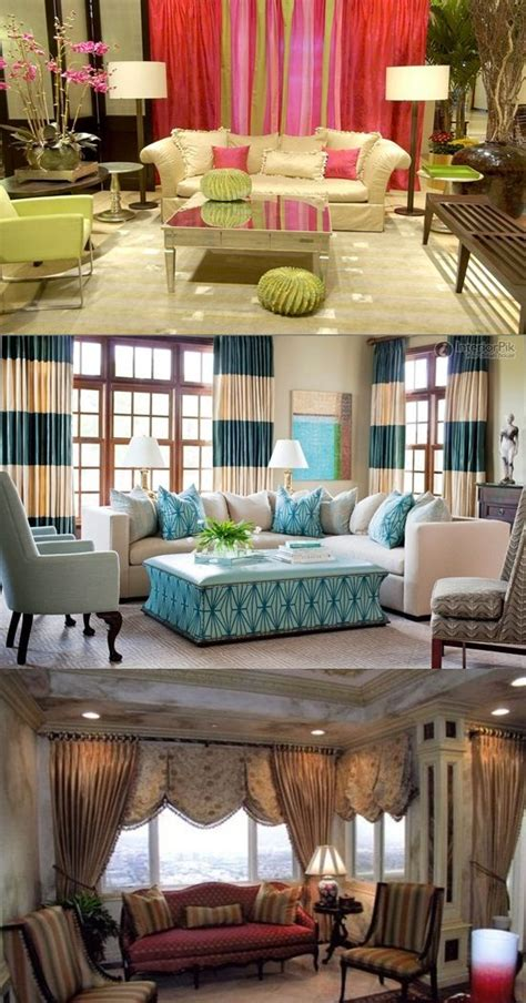 how to select curtains for living room tips for selecting living room curtains interior design