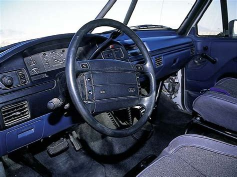 1996 Ford F250 Interior Parts by 1996 Ford F 150 Prerunner Road Magazine