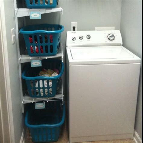 26 Best Images About Laundry Room On Pinterest Shelves Laundry System