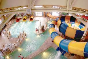 great wolf lodge in the poconos features indoor water