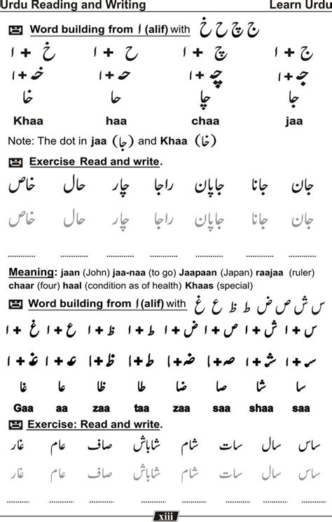 Urdu Worksheets For Kindergarten by Urdu Worksheets For Class 1 Pdf Urdu Worksheet For Grade